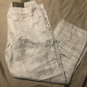 Banana Republic Luxe Linen pants